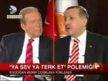 Tayyip Erdoğan Ve Bekir Coşkun Tartışması