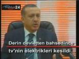 Başbakan Erdoğan Derin Devlet Açıklaması