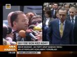 Recep Tayyip Erdoğan 2011 Yılında Görevi Bırakacağını Söyledi