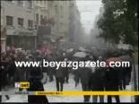 protesto - Darbe Planı Protesto Edildi