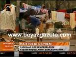 Haiti'de Depremden Sonra Şiddetli Yağışlar