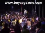 Galatasaray Fenerbahçe Derbisi Sonrası Marmaris'te Olay