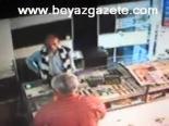 Çekiçli Hırsız Dükkan Sahibini Başından Yaraladı