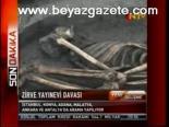 İstanbul'da 8 Bin 500 Yıllık Tarihi Mezar Bulundu
