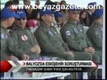 Balyoz'da Eskişehir Soruşturması