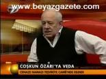 tesvikiye camii - Coşkun Özarı'ya Veda