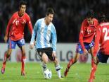 Arjantin: 3 - Kosta Rika: 0 (copa America)