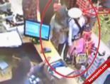 AVM'lerdeki Çanta Hırsızlığı Kameralarda