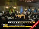 filipinler - Filipinler'de silahlar konuşuyor