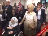 Emine Erdoğan Özel Şule Yüksel Şenler Kız Yurdu'nu Açtı
