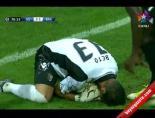 Burakın Muhteşem Kafa Vuruşu Kalecinin Kucağında Kaldı (Galatasaray-Braga)