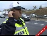Trafik Polisin Zor Anı: Telefonda Ölen Kişiyi Söyleyemedi