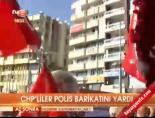 CHP'liler polis barikatını yardı online video izle