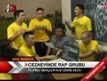 filipinler - Cezaevinde rap grubu