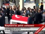 Şehit Üsteğmen Yakup Çınar'ın Cenazesi Kocatepe Camii'sinde
