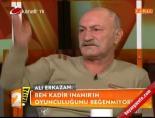 Ali Erkazan, Cüneyt Arkın, Kartal Tibet ve Kadir İnanır için öyle laflar etti ki...