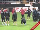 A Milli Futbol Takımı, DANİMARKA Maçı Hazırlıklarını Tamamladı