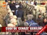 askeri helikopter - Cudi'de 'cenaze' gerilimi