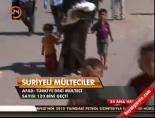 afad - AFAD: Mülteci sayısı 120 bini geçti