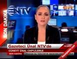 Türk Gazeteci Cüneyt Ünal Yaşadıklarını Anlattı