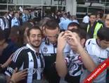 Beşiktaş'a Antalya'da Coşkulu Karşılama