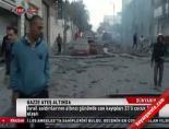 Gazze'de can kaybı 95 yükseldi online video izle