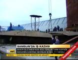 Samsun'da iş kazası online video izle