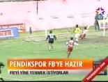 Pendiksporlu Eski Futbolcu Fenerbahçe Maçı İçin Bakın Neler Dedi?