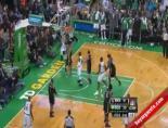 Celtics-Brooklyn Maçında Yumruklar Konuştu