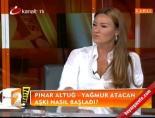 Yağmur Atacan, Pınar Altuğ'a Nasıl Evlenme Teklifi Etti?