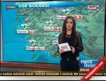 Selay Dilber - Türkiye'de Hava Durumu (10 Aralık 2012)