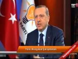Başbakan Erdoğan:AK Parti Kendi Anayasa Teklifini Meclis'e Sunar