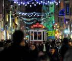 31 Aralık 2012 Yılbaşı Gecesi Taksim ve İstiklal Caddesi'nde Tüm Tedbirler Alındı
