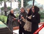 Hande Yener, Babası Erol Özyenerin Cenaze Töreninde Gözyaşlarına Boğuldu