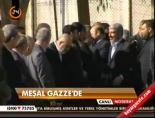 Halit Meşal 45 Yıl Sonra Gazzede