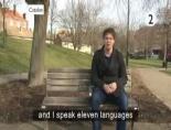 20 Yaşında 11 Dili Konuşabiliyor
