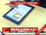 Tabletli eğitim online video izle
