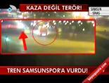 samsunspor - Tren Samsunspor'a Vurdu !