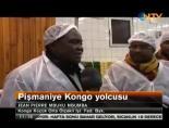 Kongolu Sanayiciler Pişmaniyeye Bayıldı