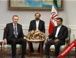 Erdoğan, Ahmedinejad İle Bir Araya Geldi