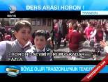 Öğrenciler Ders Arası Horon Tepiyor