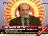 BDPli Vekil Habertürkte Habertürke Fena Saydırdı!
