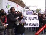 İstanbul Emniyet Müdürlüğü Önünde Eylem