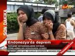 Endonezya'da 8.7 Büyüklüğünde Deprem