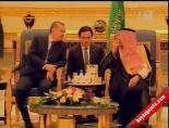 Başbakan Suudi Arabistan'ın Başkenti Riyad'da