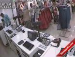 Çanta Hırsızları Güvenlik Kamerasında