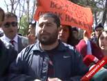 İçişleri Bakanlığı Önündeki Takla Protestosuna Gözaltı