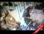 Hırsızlık Güvenlik Kamerasına Takıldı