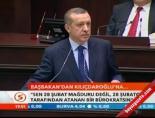 Başbakan'dan Kılıçdaroğlu'na online video izle