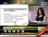 Biyoloji - 2012 YGS Soruları Ve Cevapları VİDEO